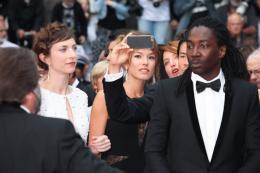 Elodie Fontan Noom Diawara, Elodie Fontan, Emilie Caen -  Cannes 2014 photo 2 sur 19
