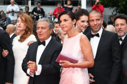 Isabelle de Araujo  Christian Clavier, Isabelle de Araujo, Frédérique Bel, Medi Sadoun -  Cannes 2014 photo 1 sur 3