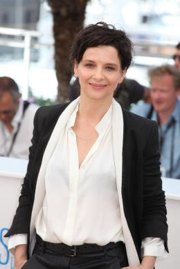 photo 21/63 - Juliette Binoche - Photocall pour Sils Maria au 67ème Festival International du Film de Cannes 2014 - Sils Maria - © Isabelle Vautier pour CommeAuCinema.com