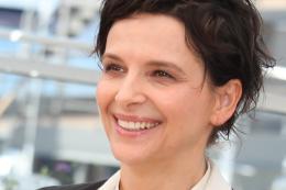 photo 14/63 - Juliette Binoche - Photocall pour Sils Maria au 67ème Festival International du Film de Cannes 2014 - Sils Maria - © Isabelle Vautier pour CommeAuCinema.com