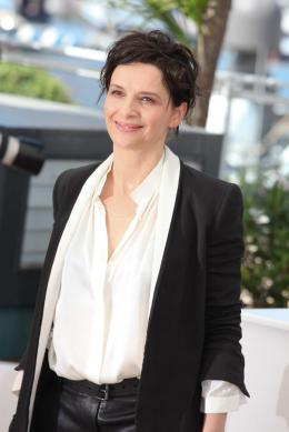 photo 15/63 - Juliette Binoche - Photocall pour Sils Maria au 67ème Festival International du Film de Cannes 2014 - Sils Maria - © Isabelle Vautier pour CommeAuCinema.com