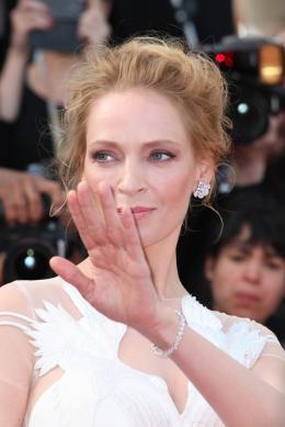 Uma Thurman Tapis de cl�ture du 67�me Festival International du Film de Cannes 2014 photo 2 sur 139