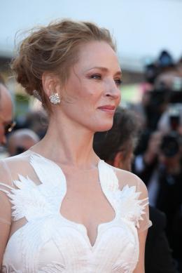Uma Thurman Tapis de cl�ture du 67�me Festival International du Film de Cannes 2014 photo 1 sur 139