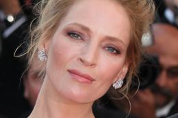 Uma Thurman Tapis de cl�ture du 67�me Festival International du Film de Cannes 2014 photo 8 sur 139