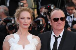 Uma Thurman Tapis de cl�ture du 67�me Festival International du Film de Cannes 2014 photo 6 sur 139