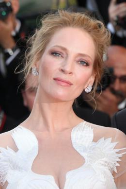Uma Thurman Tapis de cl�ture du 67�me Festival International du Film de Cannes 2014 photo 9 sur 139