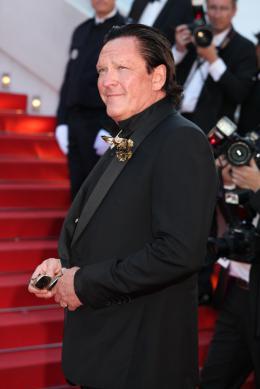 Michael Madsen Tapis de cl�ture du 67�me Festival International du Film de Cannes 2014 photo 5 sur 18
