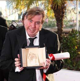 Timothy Spall Photocall des Laur�ats du 67�me Festival International du Film de Cannes 2014 photo 10 sur 42