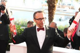 Andrey Zviaguintsev Photocall des Lauréats du 67ème Festival International du Film de Cannes 2014 photo 1 sur 2