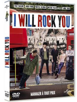 photo 1/1 - I will rock you - © Universal Pictures Video