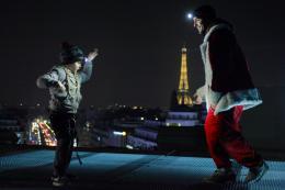 photo 3/11 - Victor Cabal, Tahar Rahim - Le Père Noël - © Mars Distribution