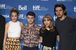 photo 25/30 - Daniel Radcliffe, Zoe Kazan, Adam Driver, Megan Park - Et (beaucoup) plus si affinit�s