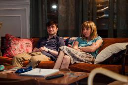 photo 1/30 - Daniel Radcliffe, Zoe Kazan - Et (beaucoup) plus si affinit�s - © SND
