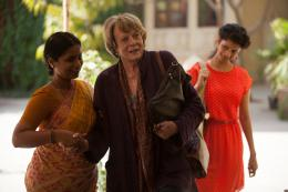 photo 21/44 - Maggie Smith - Indian Palace - Suite Royale - © 20th Century Fox