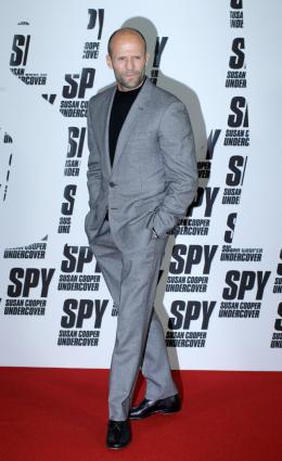 photo 15/37 - Jason Statham - Avant-première à Berlin - Spy - © 20th Century Fox