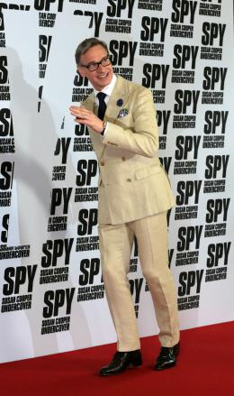 photo 17/37 - Paul Feig - Avant-première à Berlin - Spy - © 20th Century Fox