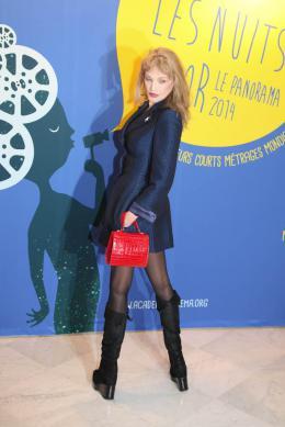 Arielle Dombasle Les Nuits en Or de l'Académie des César 2014 photo 4 sur 24