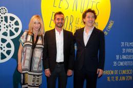 Xavier Legrand Les Nuits en Or de l'Académie des César 2014 photo 1 sur 2