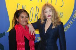 Arielle Dombasle Les Nuits en Or de l'Académie des César 2014 photo 3 sur 24