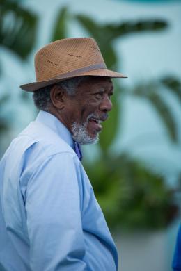 photo 5/46 - Morgan Freeman - L'Incroyable Histoire de Winter le Dauphin 2 - © Warner Bros