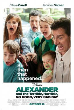 photo 7/7 - Alexander and the Terrible, Horrible, No Good, Very Bad Day