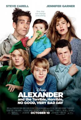 photo 5/7 - Alexander and the Terrible, Horrible, No Good, Very Bad Day