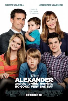 photo 6/7 - Alexander and the Terrible, Horrible, No Good, Very Bad Day