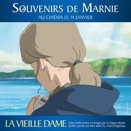 photo 30/38 - Souvenirs de Marnie - © Walt Disney Studios Motion Pictures France