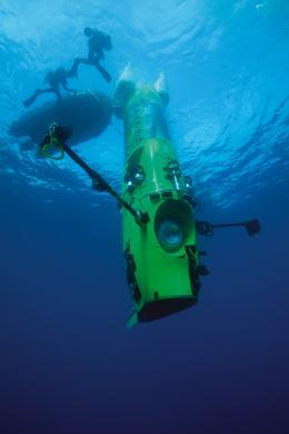 photo 2/7 - Deepsea Challenge 3D - L'aventure d'une vie - © Walt Disney Motion Pictures