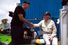 photo 4/7 - James Cameron - Deepsea Challenge 3D - L'aventure d'une vie - © Walt Disney Motion Pictures