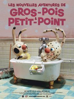 photo 7/7 - Les Nouvelles aventures de Gros Pois et Petit-Point
