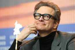 photo 45/58 - Colin Firth - Berlin 2016 Conf�rence - Genius - © Isabelle Vautier pour @Commeaucinema.com