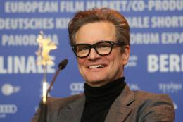 photo 49/58 - Colin Firth - Berlin 2016 Conf�rence - Genius - © Isabelle Vautier pour @Commeaucinema.com