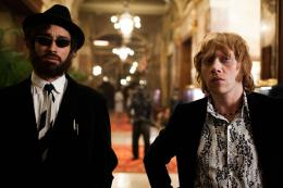 Moonwalkers Robert Sheehan, Rupert Grint photo 4 sur 13