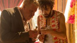 Moonwalkers Ron Perlman, Robert Sheehan photo 6 sur 13