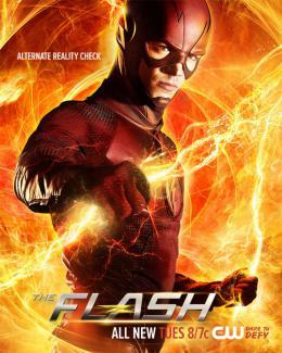 The Flash - Saison 2 photo 1 sur 14