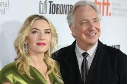 photo 13/25 - Kate Winslet, Alan Rickman - Toronto 2014 - Les Jardins du Roi - © Isabelle Vautier pour CommeAuCinema.com