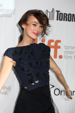 photo 17/23 - Keira Knightley - Toronto 2014 - Girls Only - © Isabelle Vautier pour CommeAuCinema.com