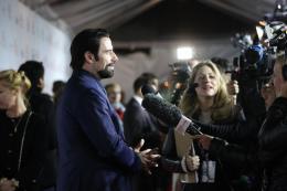 photo 35/38 - John Travolta - Toronto 2014 - L'Affaire Monet - © Isabelle Vautier pour CommeAuCinema.com
