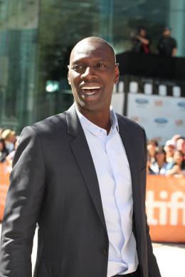 photo 34/36 - Omar Sy - Présentation du film au Festival de Toronto 2014 - Samba - © Isabelle Vautier pour CommeAuCinema.com