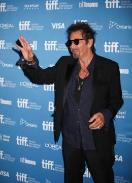 photo 11/15 - Al Pacino - Toronto 2014 - Manglehorn - © Isabelle Vautier pour CommeAuCinema.com