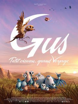 photo 6/6 - Gus, petit oiseau, grand voyage - © Haut et Court