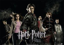 photo 4/163 - Affiche pr�ventive fran�aise - Harry Potter et la coupe de feu