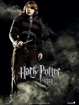 photo 2/163 - Affiche pr�ventive fran�aise - Harry Potter et la coupe de feu