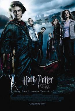photo 6/163 - Affiche Américaine - Harry Potter et la coupe de feu