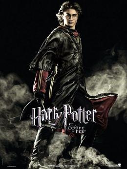photo 1/163 - Affiche pr�ventive fran�aise - Harry Potter et la coupe de feu