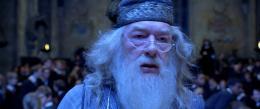 photo 35/163 - Michael Gambon - Harry Potter et la coupe de feu
