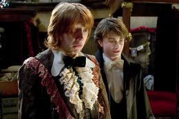 photo 62/163 - Rupert Grint et Daniel Radcliffe - Harry Potter et la coupe de feu