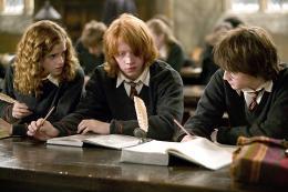 photo 105/163 - Emma Watson, Rupert Grint et Daniel Radcliffe - Harry Potter et la coupe de feu
