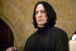 photo 107/163 - Alan Rickman - Harry Potter et la coupe de feu
